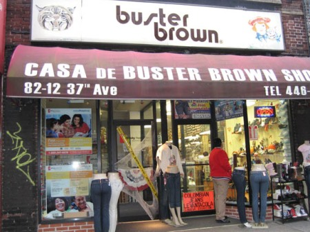 Buster-lores