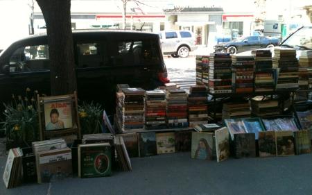 BooksLPsSale