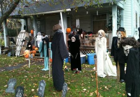 SpookyNeighbors