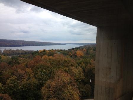 Cornell Museum Landscape River