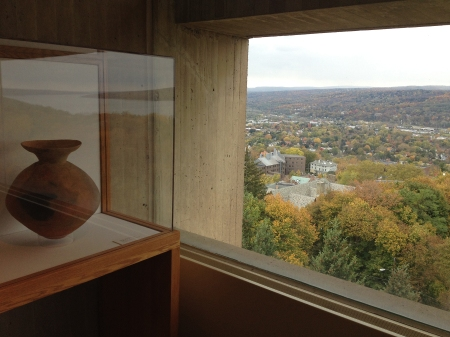 Cornell Museum Landscape